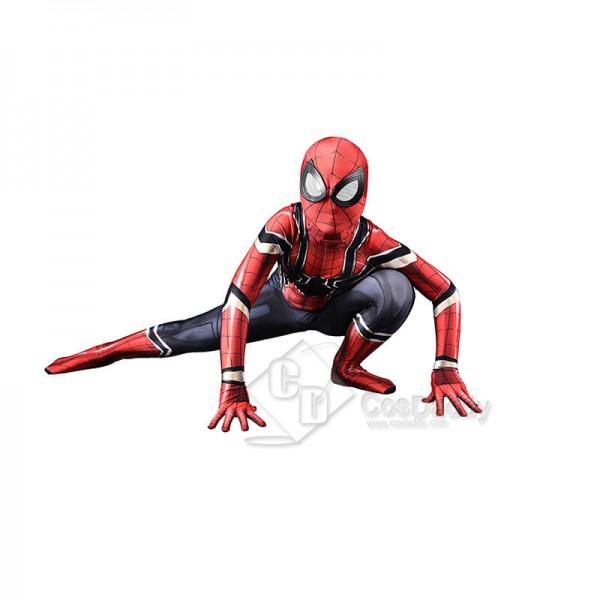 Spider-Man Homecoming Superhero Costumes For Halloween Spiderman Zentai Suit