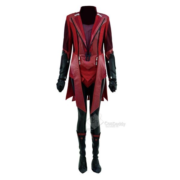 Scarlet Witch Cosplay Costume