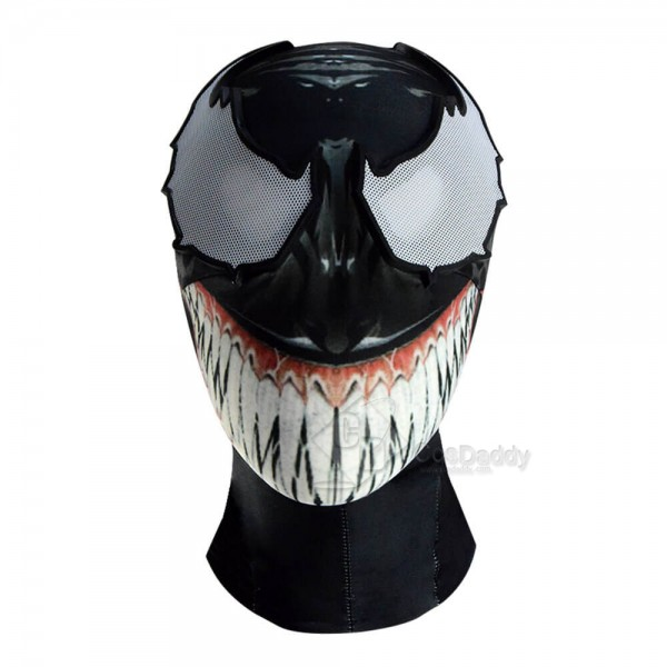 Venom Overhead Mask Spider Man Halloween Cosplay C...