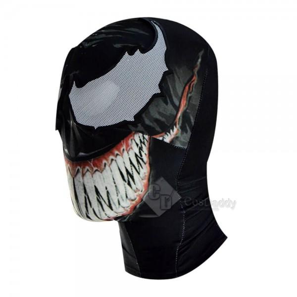 Venom Overhead Mask Spider Man Halloween Cosplay Costume