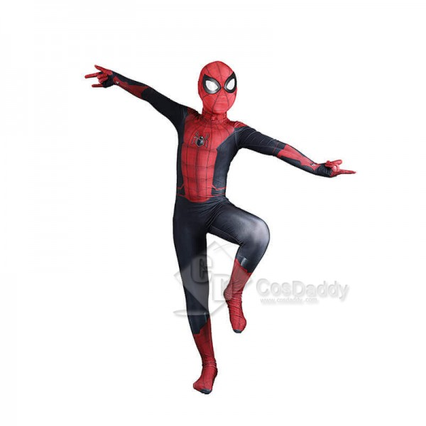 Spider-Man:Far from Home Unisex Halloween Cosplay Bodysuit 3D Costumes