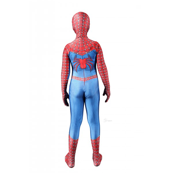 Party Raimi Spider Man Costume Adult/Kids Best Halloween Costumes