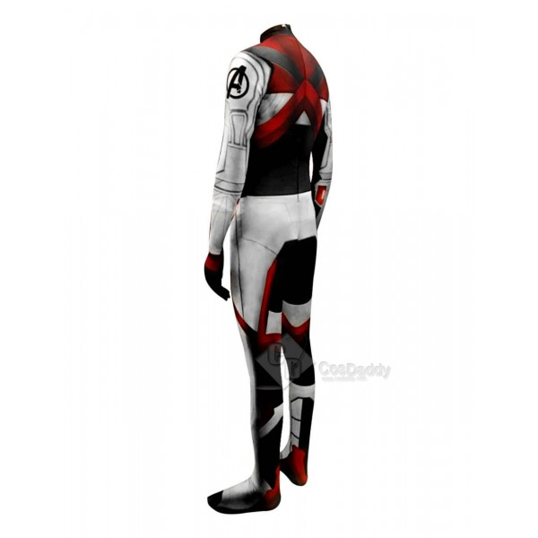 Avengers: Endgame Suit Marvel Superhero Cosplay Costume Zentai Bodysuit For Kids/Adults