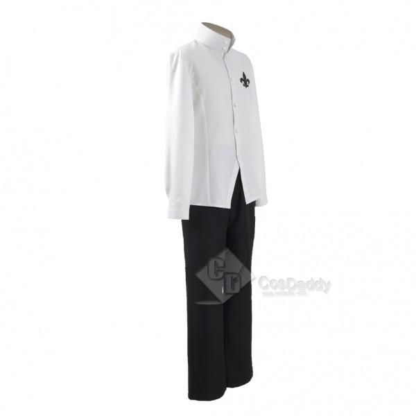 Persona 5 Kitagawa Yuusuke Emperor Cosplay Costume
