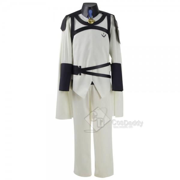 Seraph Of The End Mikaela Hyakuya Cosplay Costume
