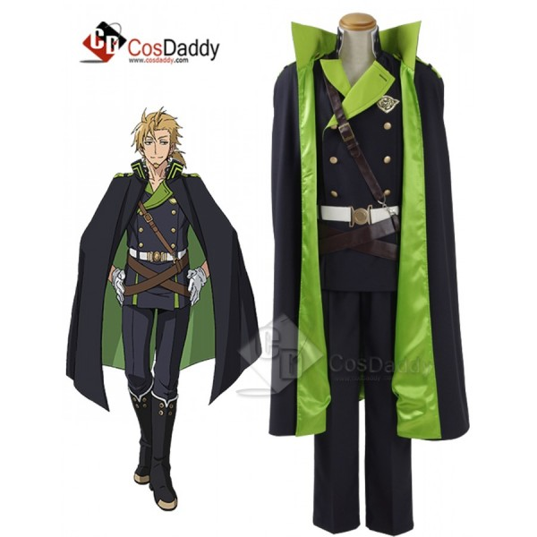 Seraph Of The End  Norito Goshi Cosplay Costume