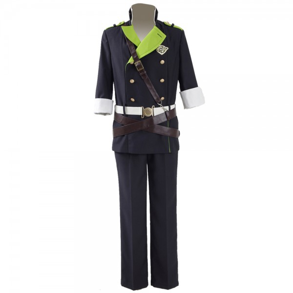 Seraph Of The End  Norito Goshi Cosplay Costume