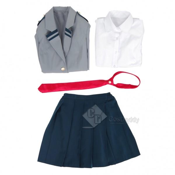 My Hero Academia Ochaco Uraraka Uniform Cosplay Costume
