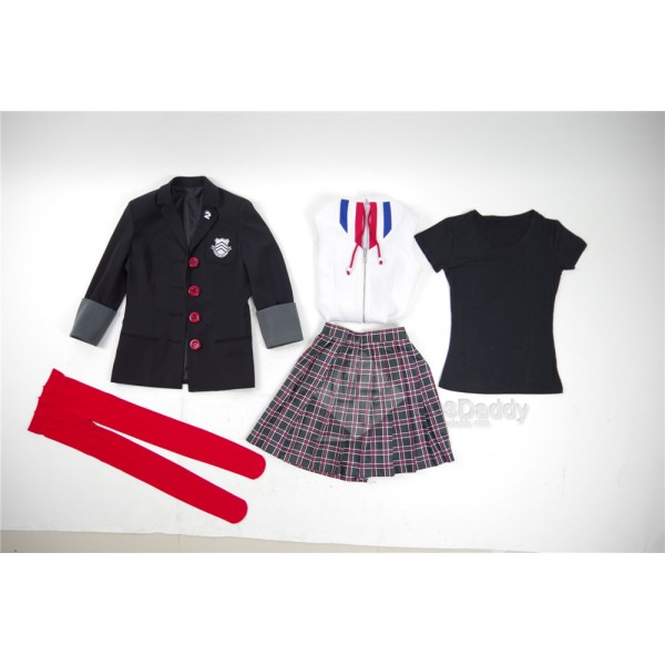 Persona 5 Ann Takamaki Panther Cosplay Costumes