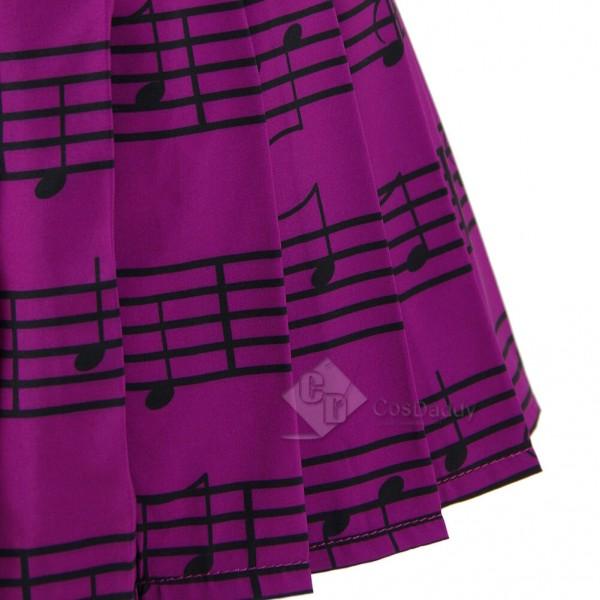 Danganronpa V3: Killing Harmony Kaede Akamatsu Skirt Cosplay Costume