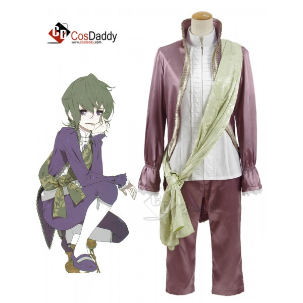 NieR:Automata  Emil Full Set Game Cosplay Costume