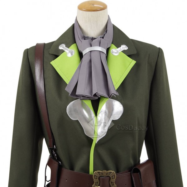 SINoALICE  Pinocchio Uniform Halloween Cosplay Costume