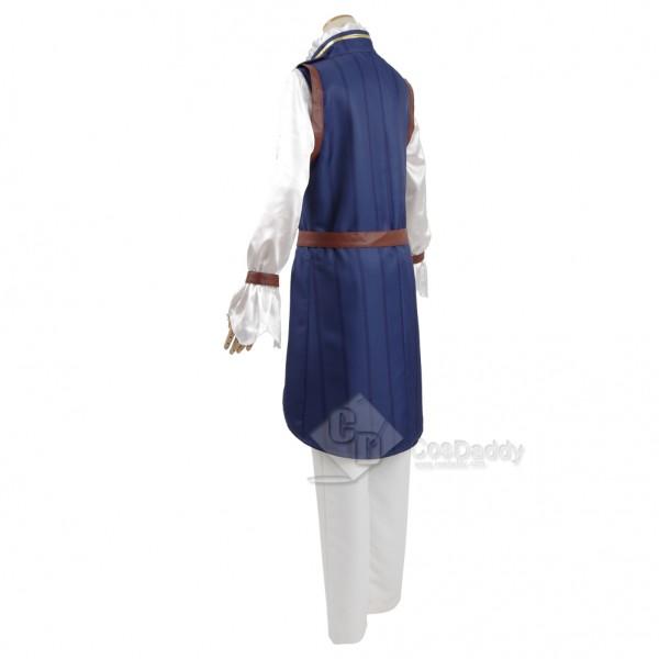 My Hero Academia Todoroki Shoto Prince Full Set Cosplay Costume