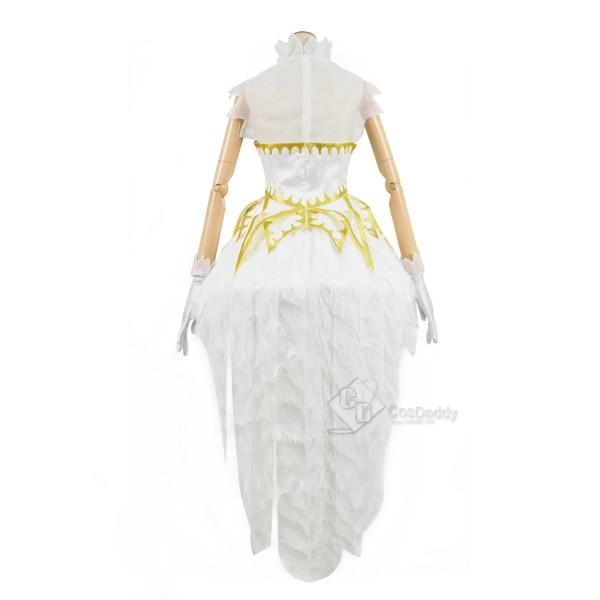 Cosdaddy Card Captor Cosplay Ice Angels KINOMOTO SAKURA Costume for Women
