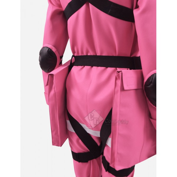 Sword Art Online GGO Gun Gale Online Llenn Cosplay Costume