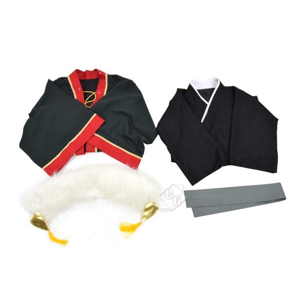 Kakuriyo no Yadomeshi Ōdanna Cosplay Costume
