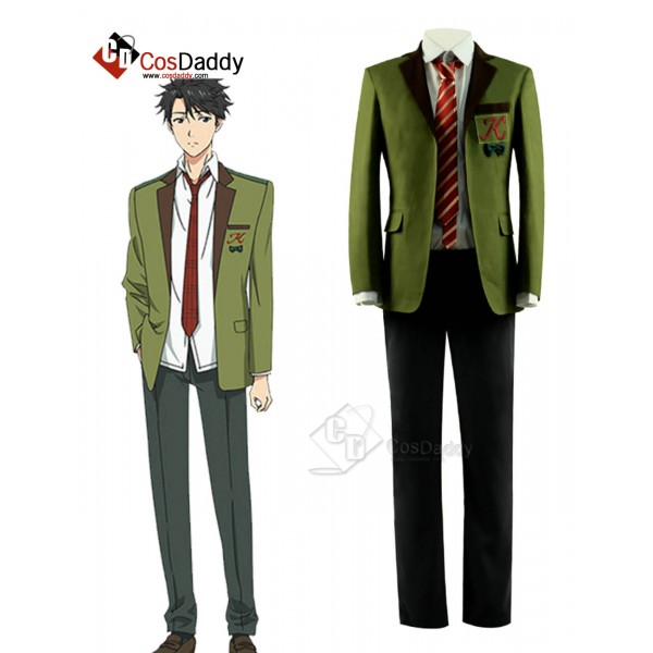 Tada-kun is not in love Mitsuyoshi Tada Cosplay Co...