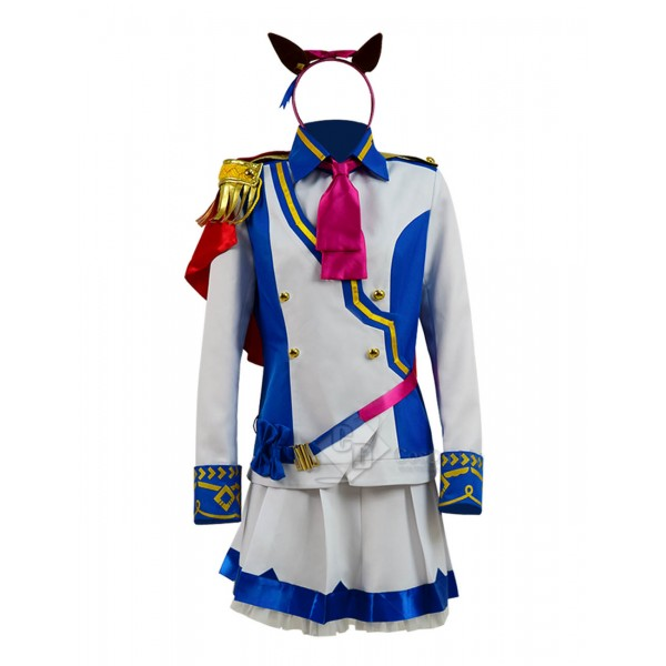 Cosdaddy Uma Musume Pretty Derby Toukaitei Cosplay Costume