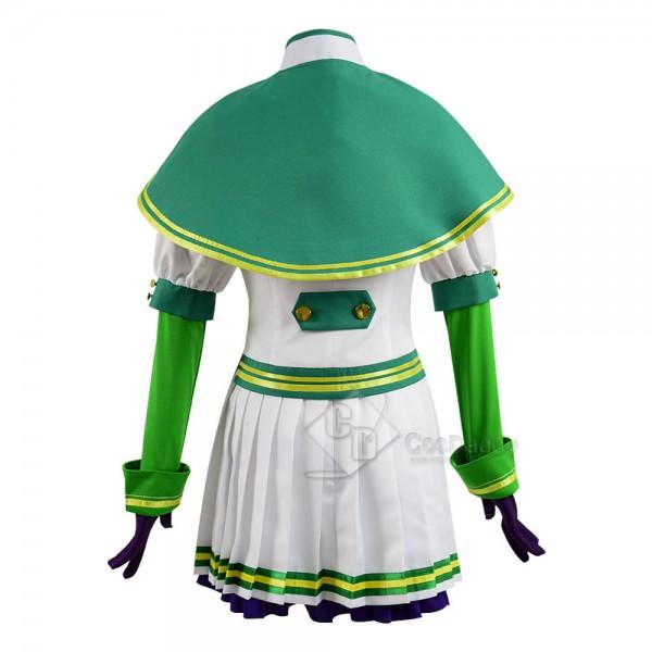 Uma Musume Pretty Derby Silence Suzuka Cosplay Costume