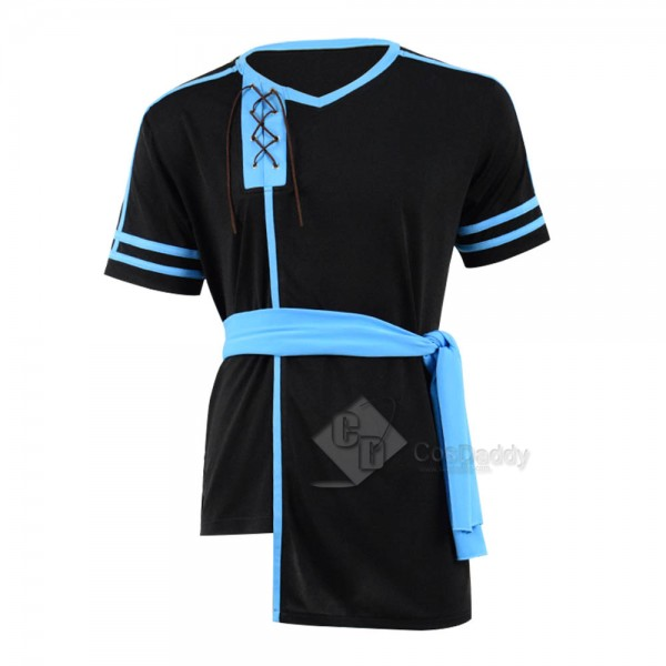 SAO Sword Art Online Alicization Kirigaya Kazuto Kirito Eugeo Cosplay Costume