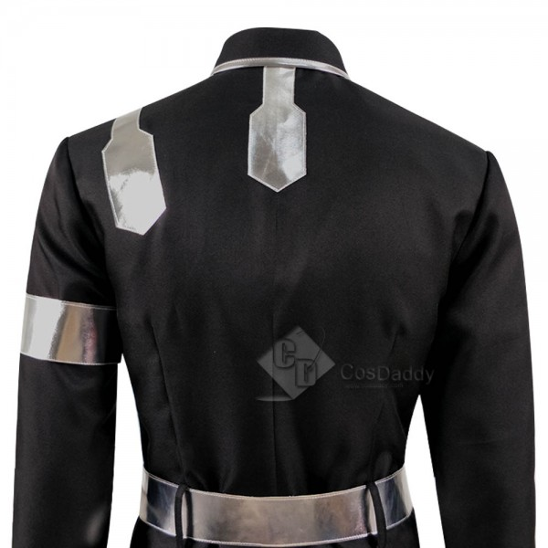 Sword Art Online Alicization Kirigaya Kazuto Kirito Battle Suit Cosplay Costume