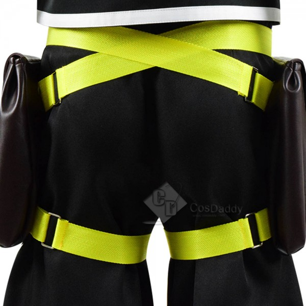 Kingdom Hearts III 3 Sora 2 Cosplay Costume