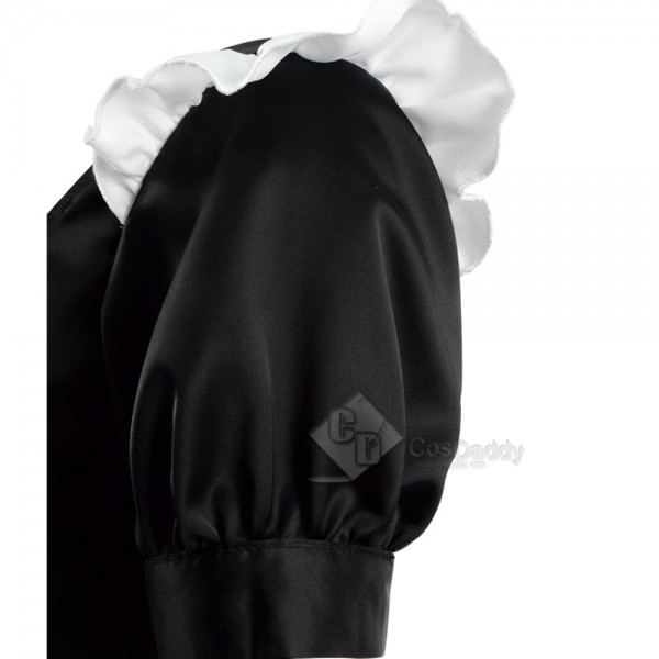 Knives Out Chocolate Maid Cosplay Costume
