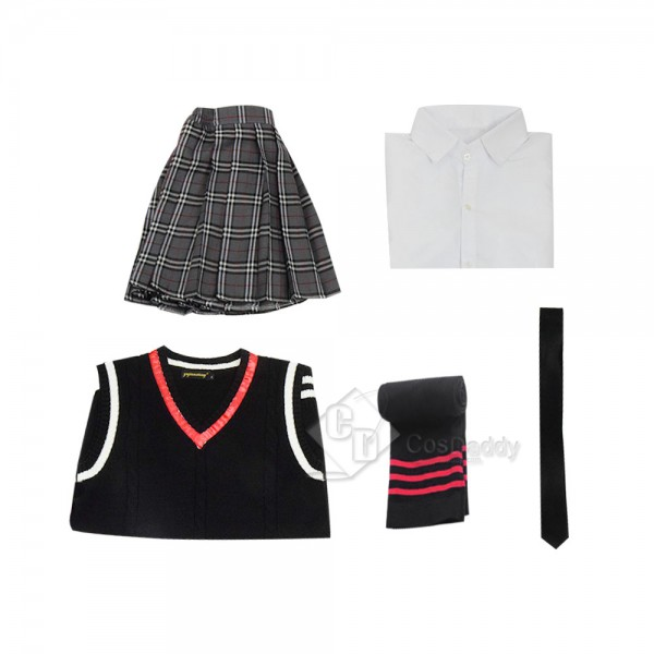 Spider-Man: Into the Spider-Verse Peni Parker Cosplay Costume