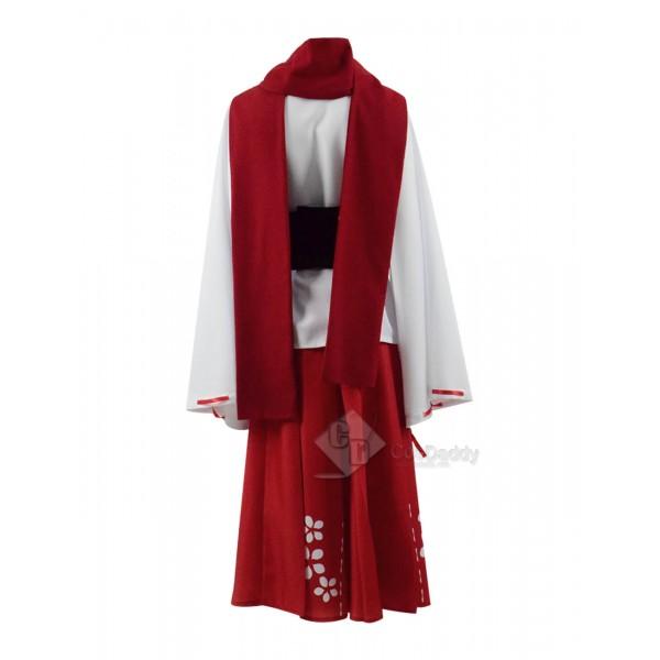 Girls' Frontline Type 100 Kimono Cosplay Costume