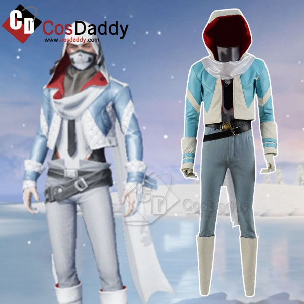 Knives Out Shadow Agent Gray Cosplay Costume