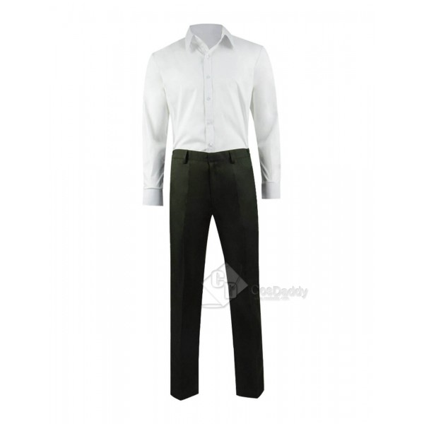 Attack On Titan Long Green Military Uniform Jacket Male Female Cosplay Costume