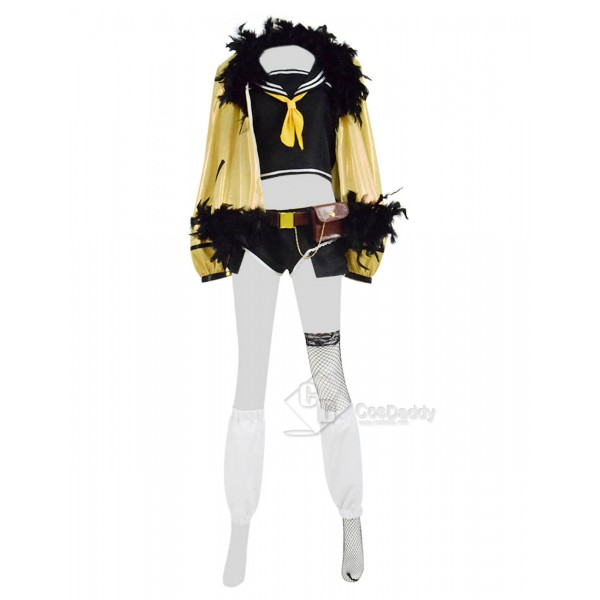 CosDaddy Anime Azur Lane Bache Cosplay Game Costume