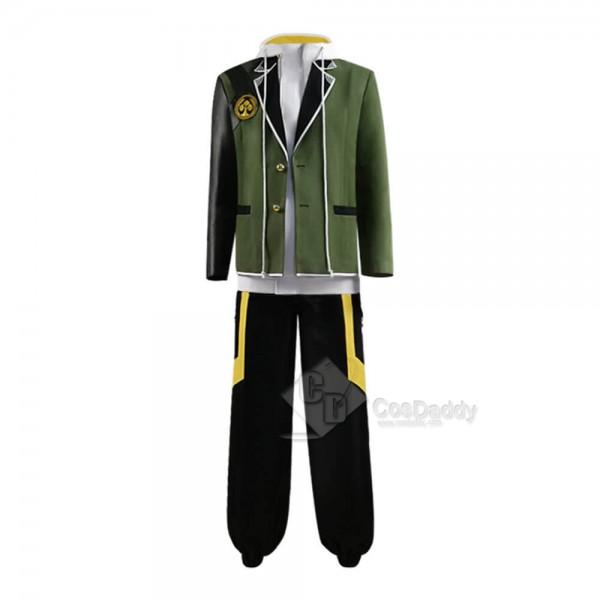 Anime Touken Ranbu Kuwana Gou Cosplay Costume Outfit CosDaddy