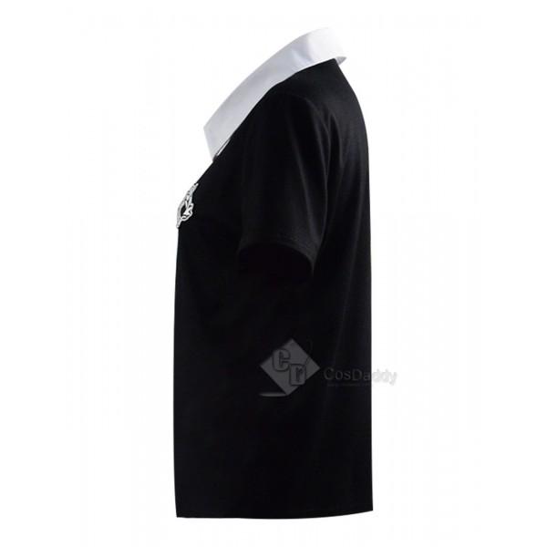 P5S Persona 5 Scramble The Phantom Strikers Akira Kurusu Shirt Cosplay Costume