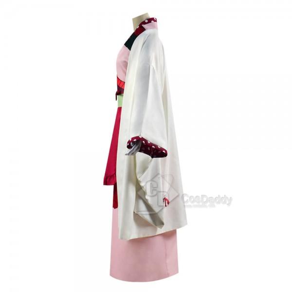 Toilet-bound Hanako-kun Yako The Misaki Stairs Kimono Cosplay Costume