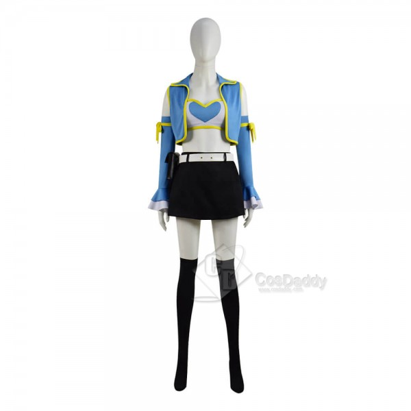 CosDaddy Fairy Tail Lucy Heartfilia Cosplay Costume