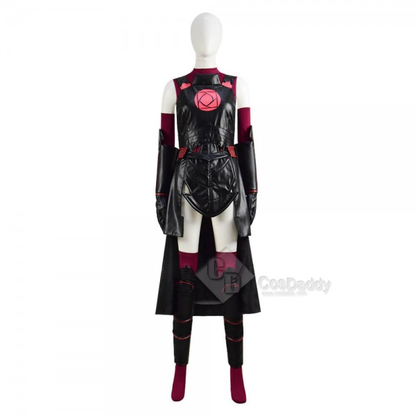 Bofuri: I Don't Want to Get Hurt, So I'll Max Out My Defense Maple Kaede Honjo Cosplay Costume