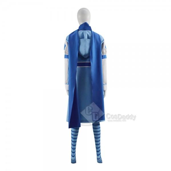 Bofuri: I Don't Want to Get Hurt, So I'll Max Out My Defense Sally Risa Shiramine Cosplay Costume