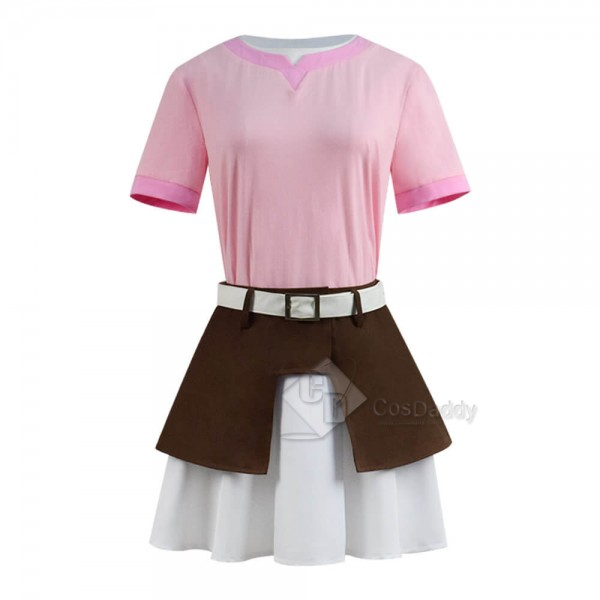 Bofuri: I Don't Want to Get Hurt, So I'll Max Out My Defense Yui Cosplay Costume