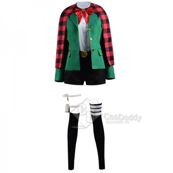 Best Burn The Witch Ninny Spangcole Coat Shirt Outfits Cosplay Costume CosDaddy