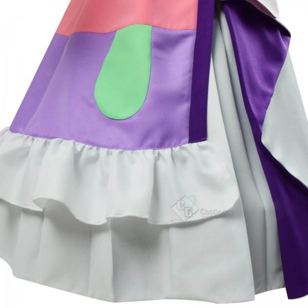 Sleepy Princess In The Demon Castle Princess Syalis Dress Cosplay Costume Deluxe Version