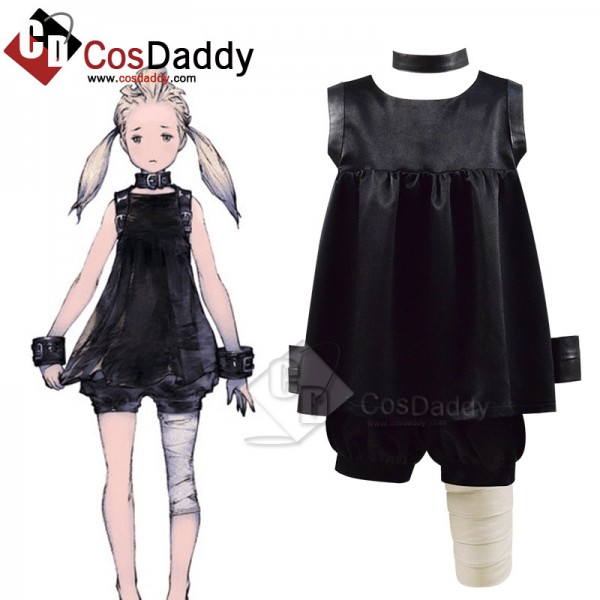 CosDaddy Nier Reincarnation Girl In Black Full Set...