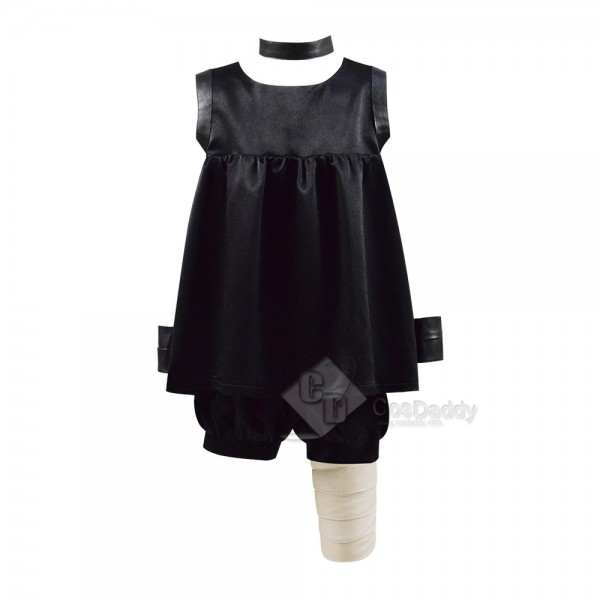 CosDaddy Nier Reincarnation Girl In Black Full Set Outfit Cosplay Costume Adults