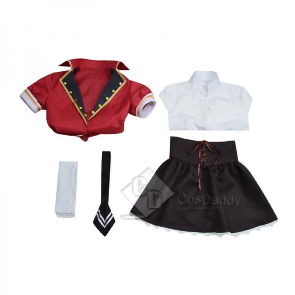Best Game Riddle Joker Mitsukasa Ayase Uniform Full Set Outfit Cosplay Costume