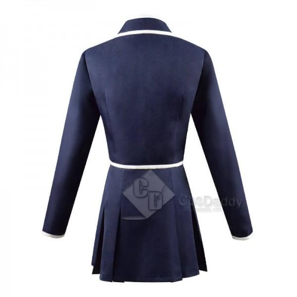 CosDaddy Sword Art Online Yuuki Asuna School Uniform Cosplay Costume