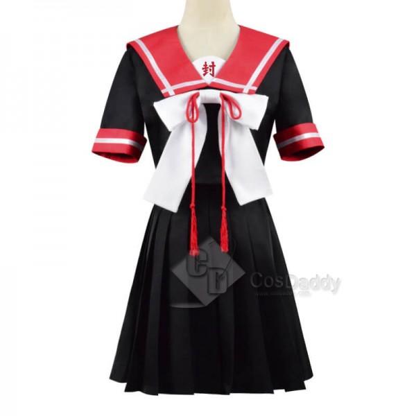 CosDaddy Toilet-Bound Hanako-kun Yugi Tsukasa JK Uniform Outfit Cosplay Costume