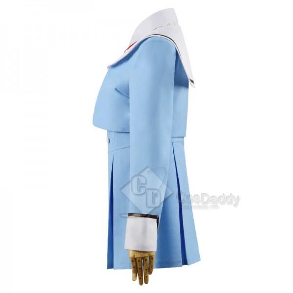 High-Rise Invasion Tenkuu Shinpan Kuon Shinzaki School Uniform Cosplay Costume