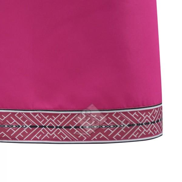 CosDaddy Masha And The Bear Masha Pink Dress Cosplay Costume