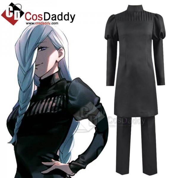 CosDaddy Jujutsu Kaisen Mei Mei Uniform Outfit Cos...