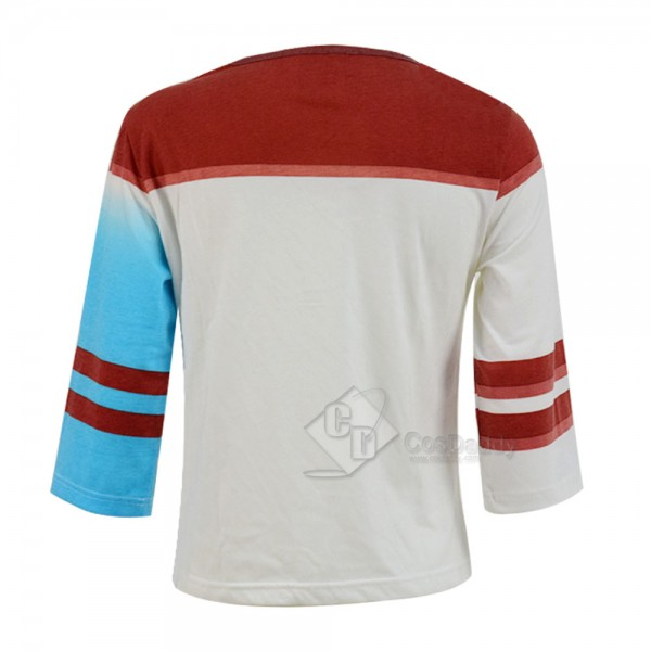 Suicide Squad Harley Quinn New T Shirt Cosplay Costume